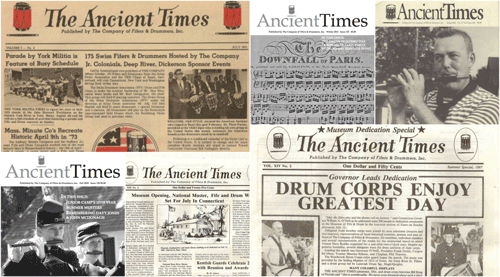 The complete archive of Ancient Times issues now available for all members