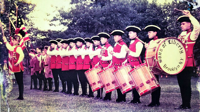 sons of liberty fife and drum corps