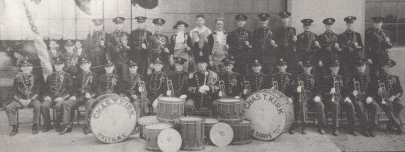 Chas. T. Kirk Fife, Drum and Bugle Corps 1936