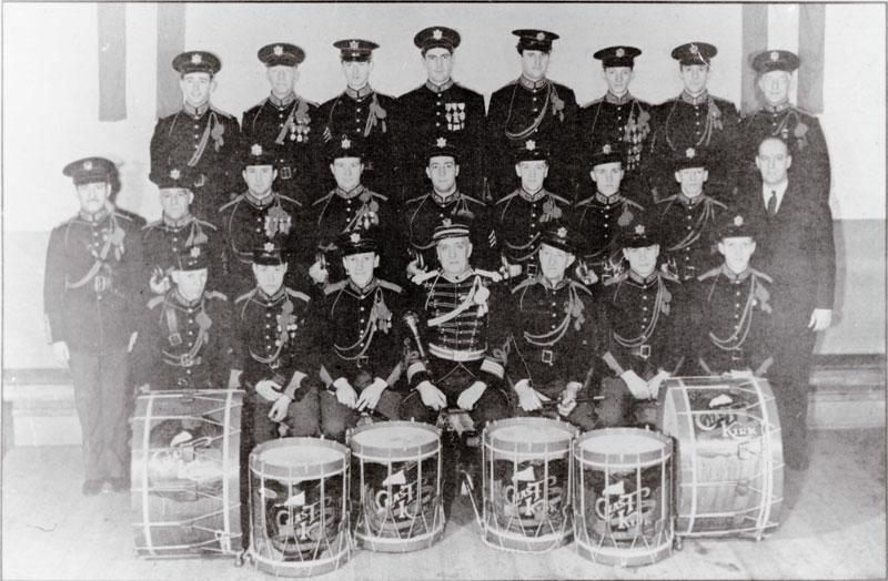 Charles T Kirk Fife and Drum Corps