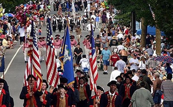 2019 National Muster to be held in Deep River, CT