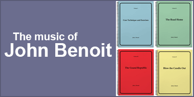 music of john benoit