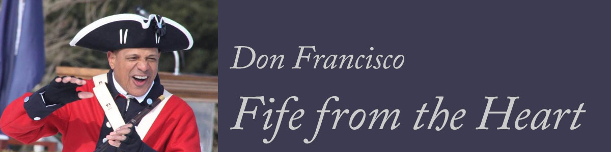 Don Francisco - fife from the heart