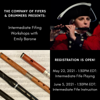 Intermediate Fife Workshop - For Players